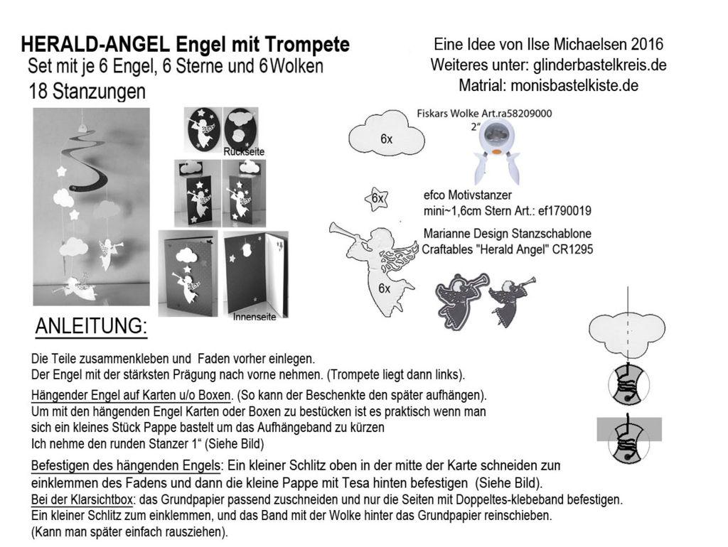 Herald Angel-Set und Anleitung