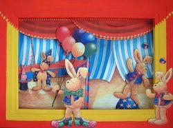 Felix-Zirkus in 3D