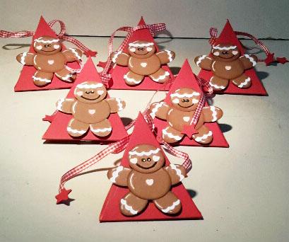 Dreieckbox-Lebkuchen