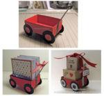 Little Red Wagon Zur Anleitung