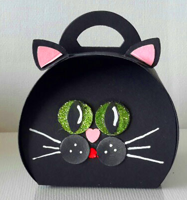 Curvy Keepsake Gift Box  Kater-1