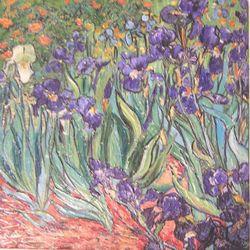 Schwertlilien (van Gogh)