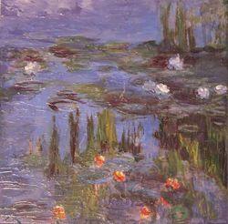 Seerosen(Monet)VERKAUFT