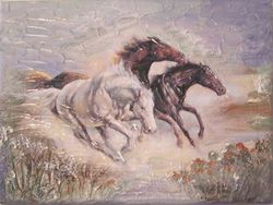 Pferdetrio