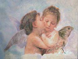 Engelpaar 1 VERKAUFT