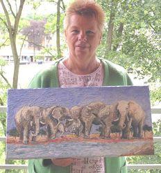 Elefantenparade (Rachow)