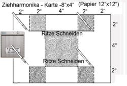 ziehharmonika-karte-vorlage