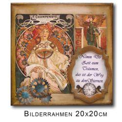 Bilderrahmen 20x20 champeonis