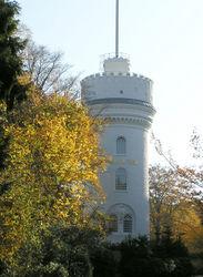 Bismarktturm in Aumühle