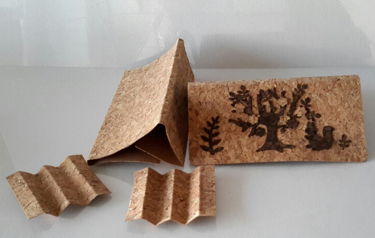 Korkpapier (4)