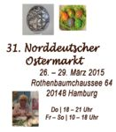Highlight for Album: Norddeutscher Ostermarkt 2014