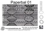 Paperbal-1 Vorlage
