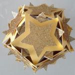 3D-Sternenkugel mit 2 Schichten
