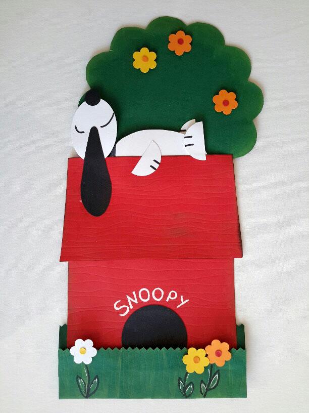 Großer Snoopy für Creativa 2016
