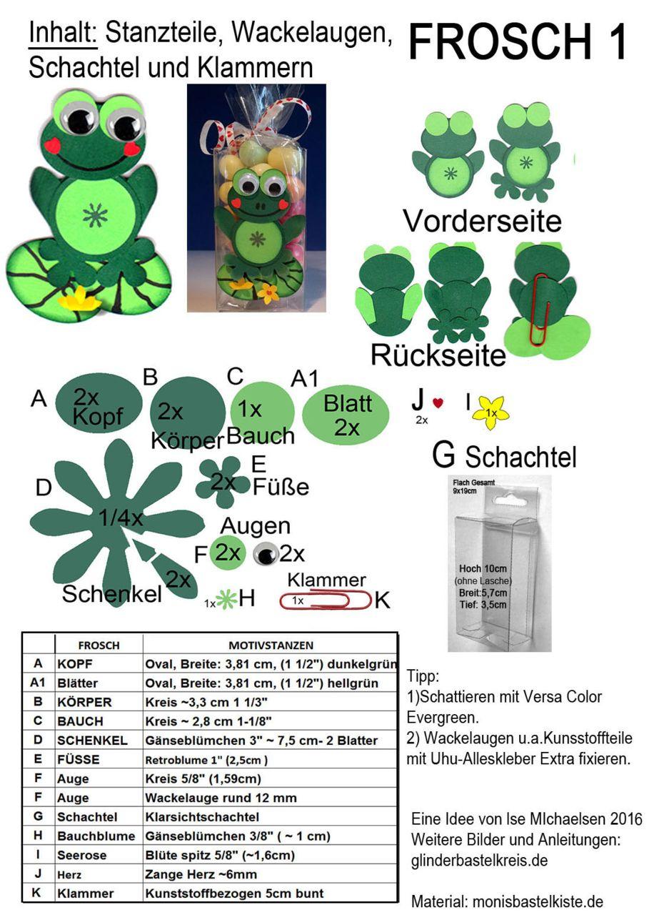Frosch 1 Anleitung
