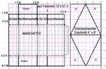 Schachtel-Manschette für Klarsichtschachtel und Dreieckbox