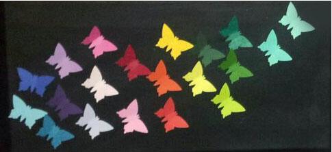 Schmetterlingsbild-3-schwarz-bunt.