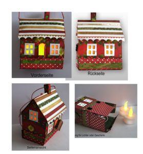 Haus mit Box