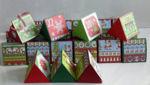 Adventskalender mit Tobleronschachtel, 2,5