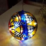 Highlight for Album: Zentangle-Ideen auf Kunststoffkugeln