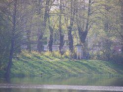 Am Glinder Mühlenteich-2004