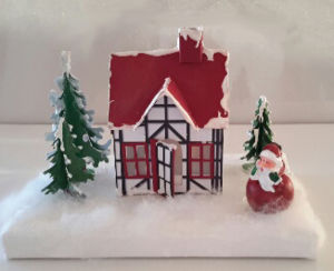 Sizzix Village Winter-1
