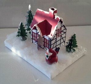 Sizzix Village Winter-2