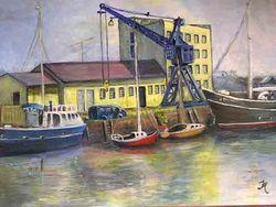 Harbuger Hafen/2003