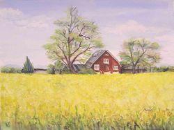 Bauernhaus in Ohe - 2004