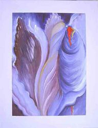 Irisfantasie in Lila/2004