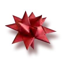 Fröhbelstern-rot