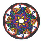 Highlight for Album: Mandalas-auf-CD 12cm